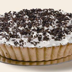 Banana Cream Caramel Pie